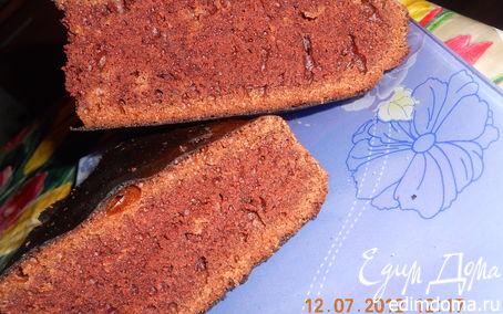Рецепт Шоколадный пирог к чаю