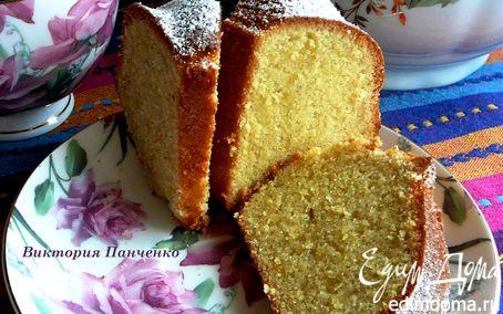 Рецепт Кекс миндально-овсяный (для V&V)