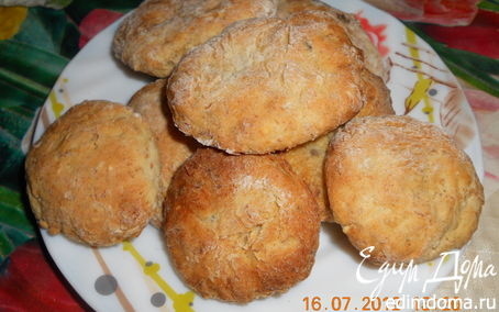 Рецепт 9-ти злаковое печенье