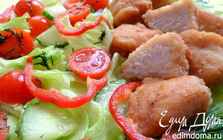Рецепт Карбонад из куриной грудки