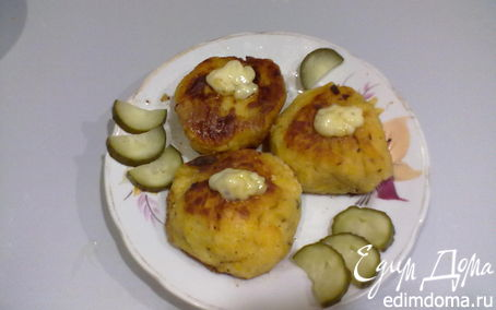 Рецепт Ньокки картофельные с начинкой (клецки)