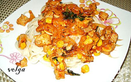 Рецепт Ужин за 10 минут, с мексиканской ноткой