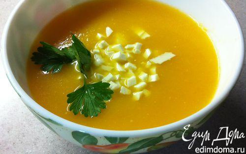 Рецепт Овощной суп-пюре