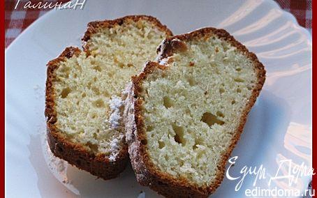 Рецепт Творожный кекс от Ирины Чадеевой
