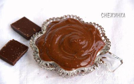 Рецепт Шоколадный заварной крем