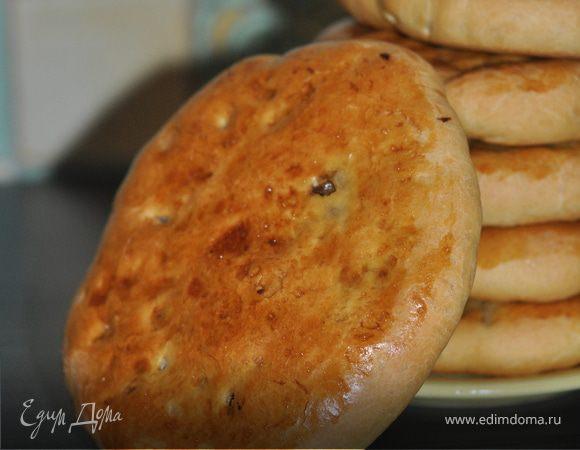Кубдари или грузинский мясной пирог