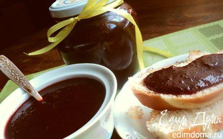 Рецепт Слива с шоколадом