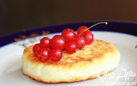 Рецепт Медовые сырники