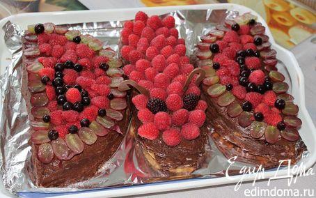 """Рецепт торт """"Бабочка"""""""