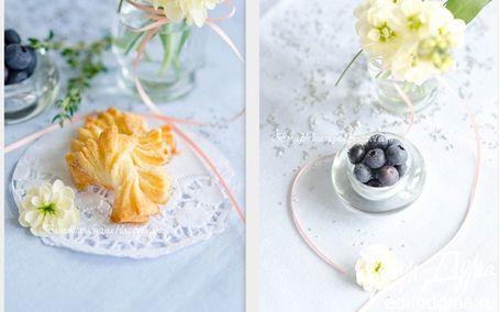 Рецепт Витое сахарное печенье