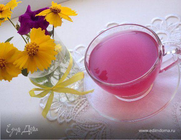 Базиликово-медовый напиток