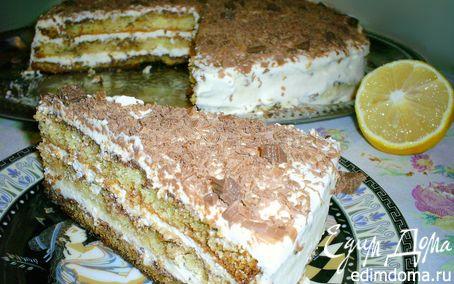 Рецепт Швейцарский торт