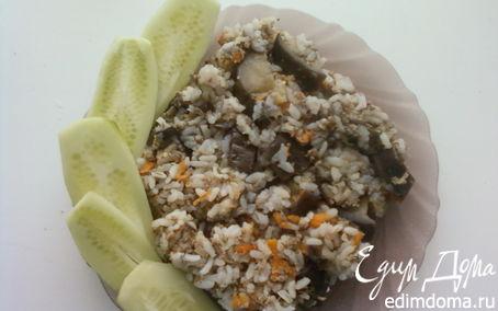 Рецепт Баклажаны с рисом и фаршем в пароварке в пароварке