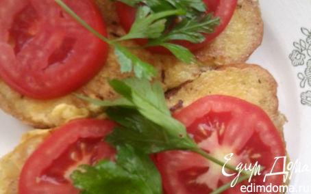 Рецепт Сырные гренки