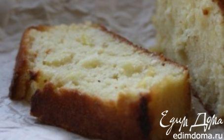Рецепт Лимонный кекс