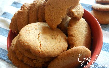 Рецепт Нежнейшее печенье с тахиной
