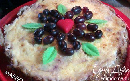 Рецепт Виноградный пирог