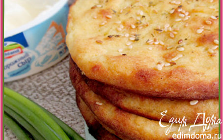 Рецепт – Финские картофельные лепешки из духовки