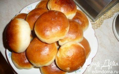 Рецепт Пирожки с тушеной капустой