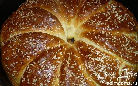 Рецепт Сербский хлеб-Погачице