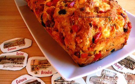 Рецепт Сырный хлеб