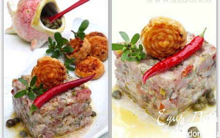 Рецепт Тартар из тунца