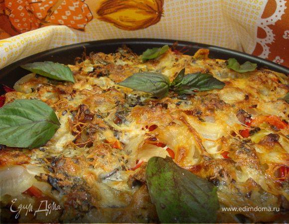 Овощная запеканка по итальянскому рецепту
