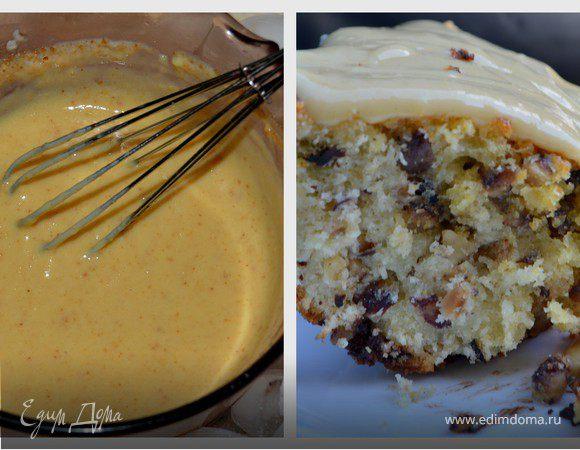 Крем кефирный для сладких пирожных или кексов