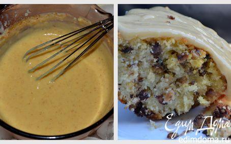 Рецепт Крем кефирный для сладких пирожных или кексов