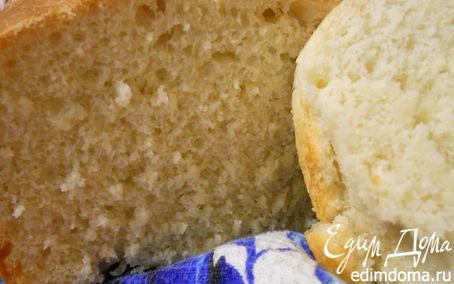 Рецепт хлеб на минералке и мартини