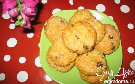Рецепт Морковное постное печенье