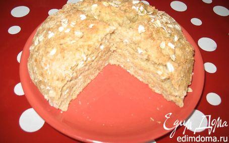 Рецепт Ирландский содовый хлеб (без дрожжей и яиц)