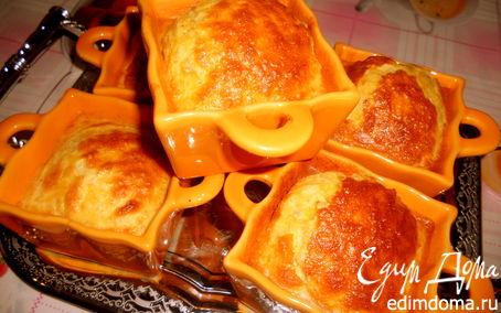 Рецепт Сырное суфле