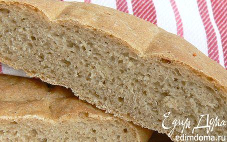 Рецепт Сельский ржаной хлеб
