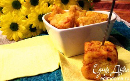 Рецепт Жареное молоко (La leche frita), все нюансы и секреты приготовления