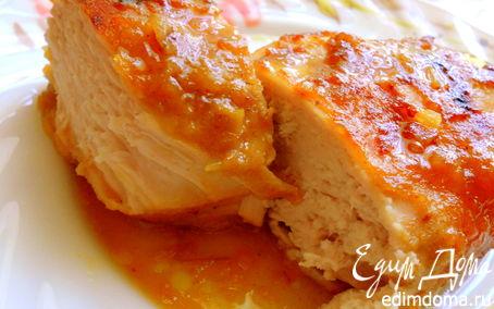 Рецепт – Вкусные куриные грудки