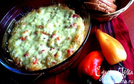 Рецепт Тыквенный рис для HALLOWEEN