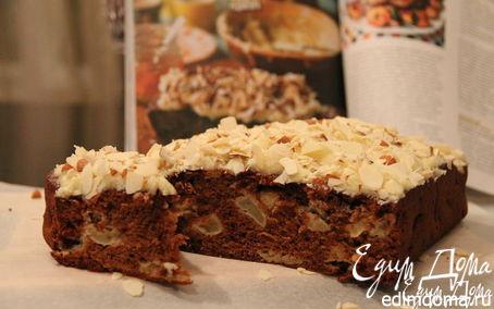 Рецепт Яблочный пирог с медом