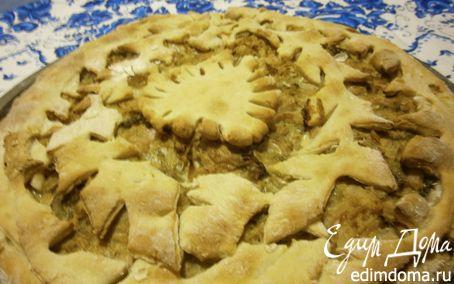 Рецепт Капустный пирог