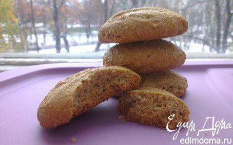Рецепт Овсяное печенье (опять овсянка)