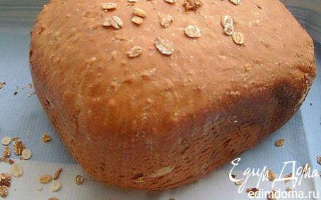 Рецепт Хлеб с мюсли в хлебопечке