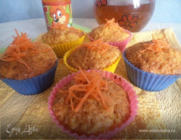 морковные маффины