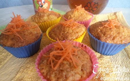 Рецепт морковные маффины