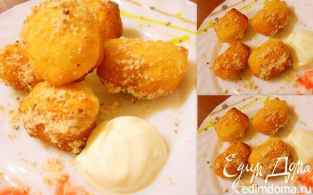 Рецепт Лимонные мини-пончики