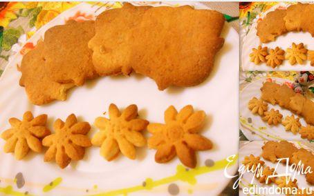 Рецепт Бесподобное имбирное печенье