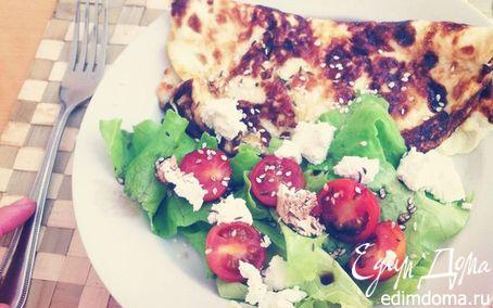 Рецепт Омлет на завтрак