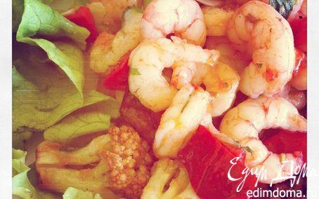 Рецепт Среднеземноморский салат на ужин) Рецепты из Путешествий