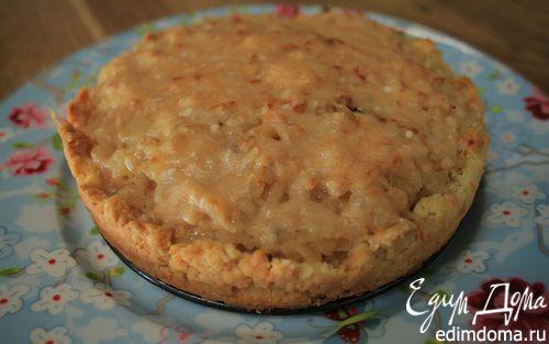 Рецепт Французский классический луковый пирог