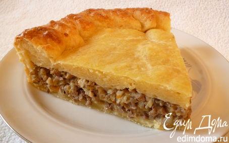 Рецепт Назад в ссср: Пирог с ливером