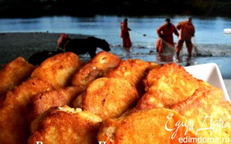 Рецепт Назад в СССР: Рыба в кляре